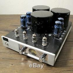 YAQIN MC-13S BK 6CA7 BL Vacuum Tube Push-Pull Integrated Amplifier MC-10T 10L US