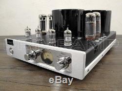 YAQIN MC-13S BK EL34 Vacuum Tube Push-Pull Integrated Amplifier NEW MC-10T 10L