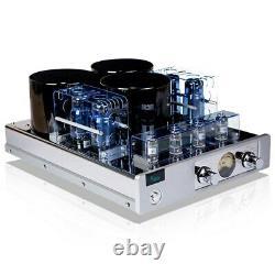 YAQIN MC-13S EL34/6CA7T push pull Integrated Vacuum Tube Amplifier 40W2