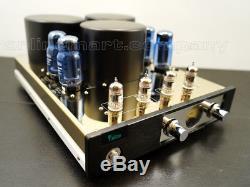 YAQIN MC-13S GD 6CA7 BL Vacuum Tube Push-Pull Integrated Amplifier NEW MC-10T