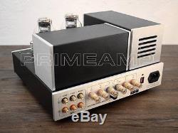 YAQIN MC-350B 300B 20W Vacuum Valve Tube Hi-End Integrated Amplifier 110-240v U