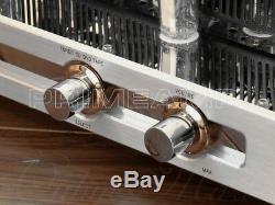 YAQIN MC-5881A/6L6A Hi-End Vacuum Valve Tube headphone Integrated Amplifier
