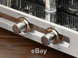 YAQIN MC-5881A/6L6A Hi-End Vacuum Valve Tube headphone Integrated Amplifier CA
