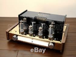 YAQIN MC-84L EL84 Class A Vacuum Valve Tube Hi-end Tube Integrated Amplifier US
