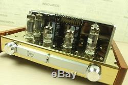 YAQIN MC-84L Vacuum Tube Integrated Headphone Amplifier EL84 x4 12AX7 x2