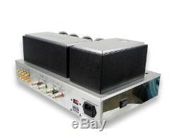 YAQIN MS-110B KT88 push pull Vacuum Tube Integrated Amplifier /power amp