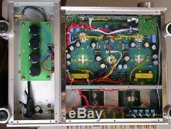 YAQIN MS-300C 300B Vacuum Tube Power Amplifier Integrated Amplifier