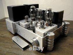 YAQIN MS-300C 300B Vacuum Valve Tube Power Amp Integrated Amplifier 110-240v CA