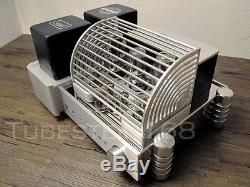 YAQIN MS-300C 300B Vacuum Valve Tube Power Amp Integrated Amplifier 110-240v US