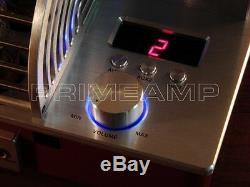 YAQIN MS-34C EL34B x2 Tube Headphone & Integrated Amplifier 110v-240v RED U