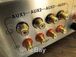 YAQIN MS-6CA7 EL34 Vacuum Valve Tube Hi-end Integrated Amplifier 110v-240v