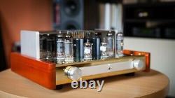 Yaqin MC-84L Class A Valve Tube Integrated Amplifier UK Seller No Hidden Fees