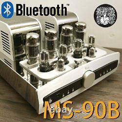 Yaqin MS-90B KT88 Vacuum Tube power n Intergrated Amplifier Bluetooth + Remote